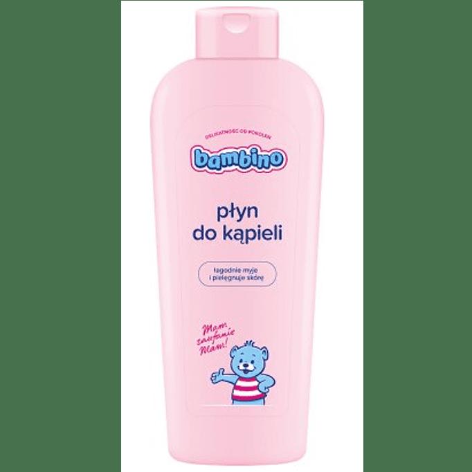 Bambino, płyn dokąpieli, Matka Aptekarka