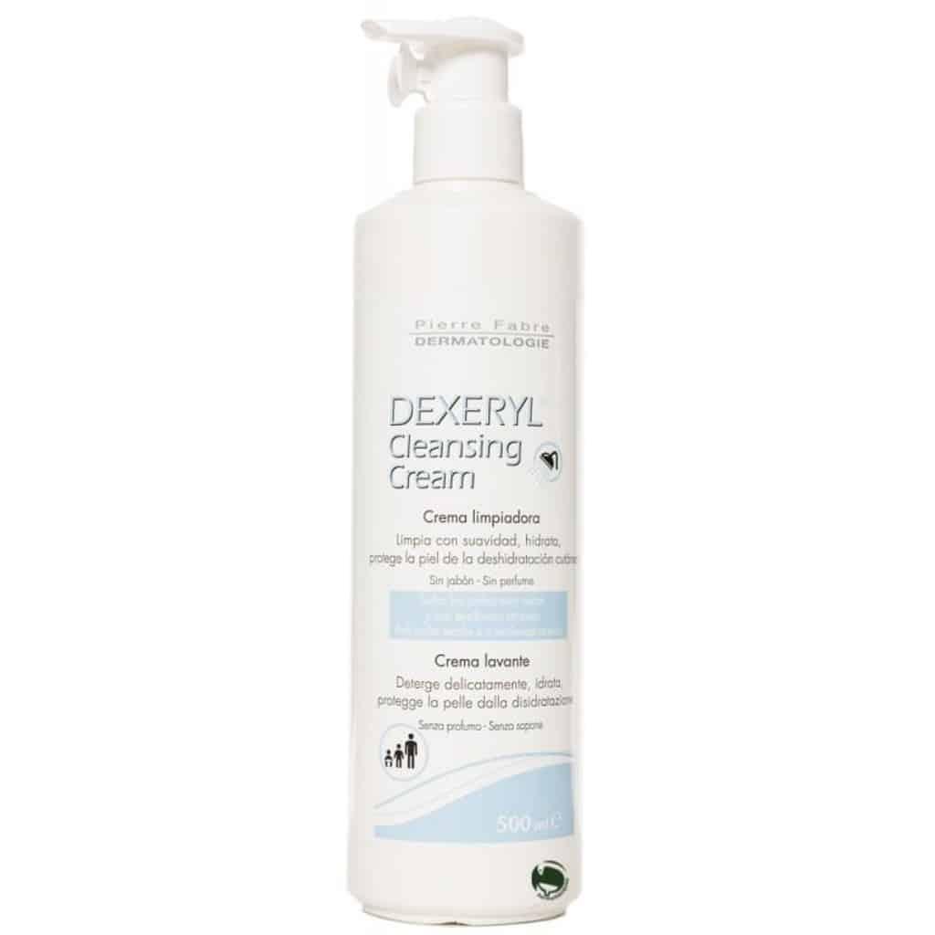 Dexeryl Cleansing Cream, krem oczyszczający domycia, Matka Aptekarka