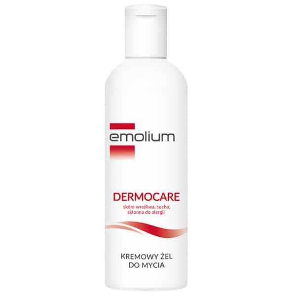 Emolium Dermocare, kremowy żel domycia od1. miesiąca życia, Matka Aptekarka