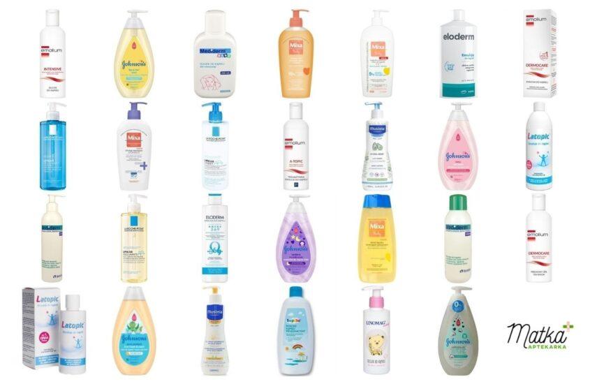 Największe rozczarowania wśród kosmetyków domycia ikąpieli dla małych istarszych dzieci [E-M], Matka Aptekarka, blog