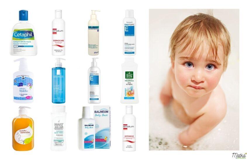 Największe rozczarowania wśród kosmetyków domycia ikąpieli dla małych istarszych dzieci, Matka Aptekarka, blog