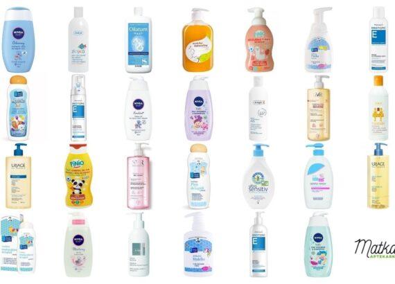 Największe rozczarowania wśród kosmetyków do mycia i kąpieli dla małych i starszych dzieci [N-Z], Matka Aptekarka, blog