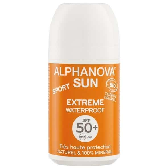 Alphanova Sun, krem przeciwsłoneczny wkulce SPF 50+, Extreme, Matka Aptekarka