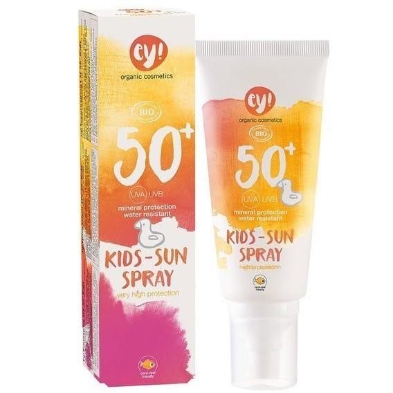 EY! Kids, Sun Spray, spray przeciwsłoneczny SPF50+, Matka Aptekarka