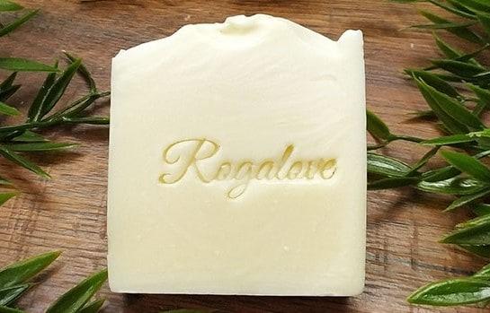 Rogalove, naturalne mydło dla dzieci iniemowląt, mydło wkostce, Matka Aptekarka