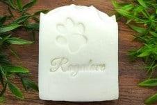 Rogalove,naturalne mydło dla dzieci iniemowląt ztlenkiem cynku, mydło wkostce, Matka Aptekarka