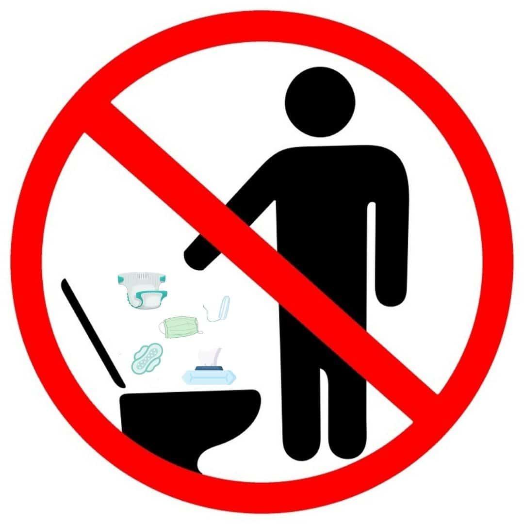 Nie wyrzucaj dotoalety, biodegradowalne nieoznacza, żemożna spłukiwać wtoalecie, Matka Aptekarka