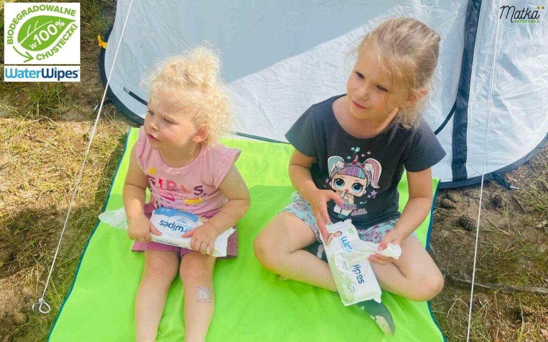 Nowe chusteczki WaterWipes są biodegradowalne, dzięki czemu są bezpieczne nietylkodla dzieci, aletakże dla środowiska.